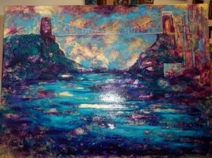 Jean Jones Suspension Bridge